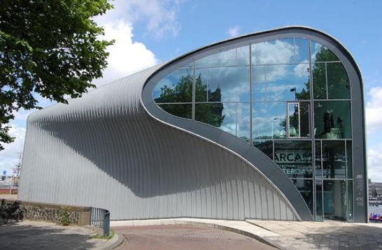 Modern Architecture Amsterdam