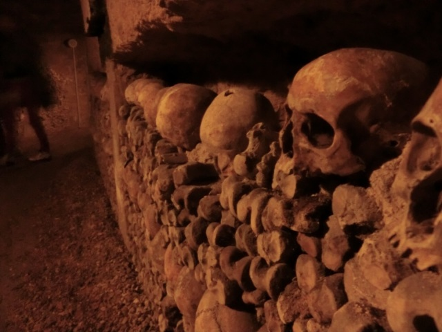 rome catacombs self guided tour