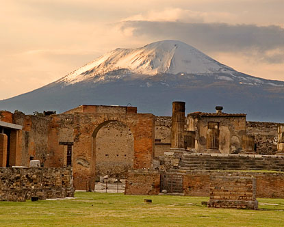 Was Pompeii Built By A Lost Civilisation? Italy-pompeii